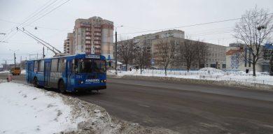 Сумы получили троллейбусные маршруты-фантомы