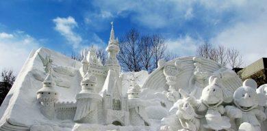 У центрі Сум збудують сніжне місто
