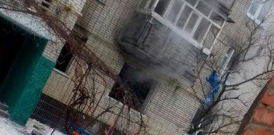 У Сумах знову прогримів вибух у житловому будинку