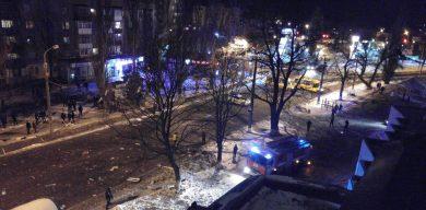 У Сумах в житловому будинку стався вибух