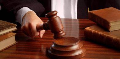 Подсудимого не пустили на суд по его делу