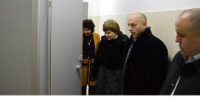 На ремонт одного туалета чиновники витратили 362 тисячі