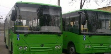 У Сумах із 20 комунальних автобусів – 10 стоять на ремонті