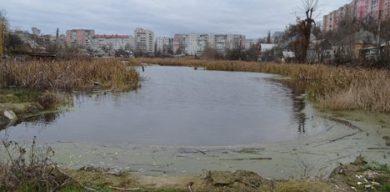 Сумы могут превратиться в болото