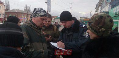 Сумські АТОвці гуртом замовили маршрутку на Москву