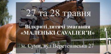 Сумчан запрошують на кінні змагання