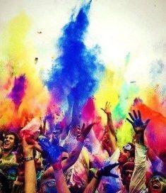 """У Сумах відбудеться фестиваль фарб """"Holi Day"""""""