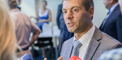 Юрій Чмирь: партія «Відродження» не підтримала урядову медичну реформу