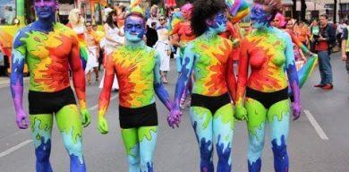 Прес-секретар БПП у Сумах проведе мітинг на підтримку ЛГБТ-спільноти