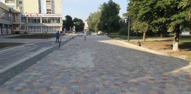 """""""Східний корпус"""" виявив мільйонні порушення при реконструкції Театральної площі у Сумах"""