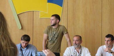 """""""Східний корпус"""" розповів про сутички із кремлівським провокатором під час громадських слухань"""