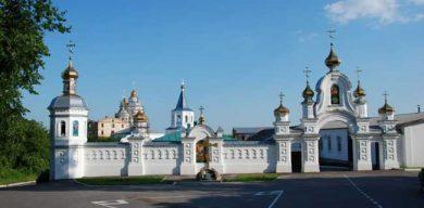 Молченський монастир відзначить 20-річницю з дня відновлення