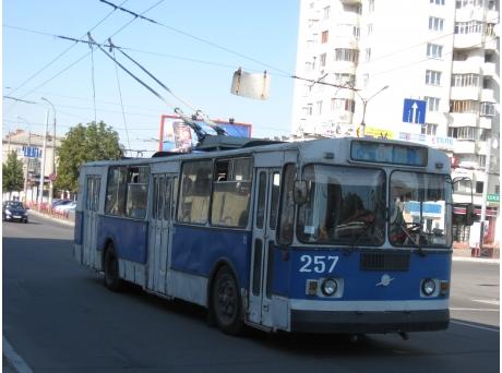 troleybus