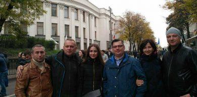 Стало відомо хто із Сумчан перебуває на мітингах у Києві на Майдані 3:0