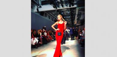 Супермодель Анна Проничкина рассказала о неделе моды в Нью-Йорке и сотрудничестве с ведущими агентствами США