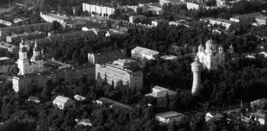 Глухів: Чорно-біла історія міста