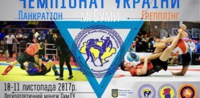 У Сумах пройде чемпіонат України з панкратіону