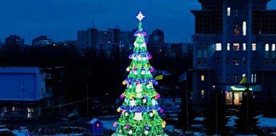 Новий рік та Різдво в Сумах (програма заходів)