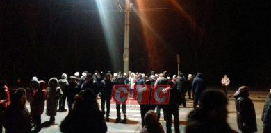 Сумчани перекрили вулицю Героїв Крут
