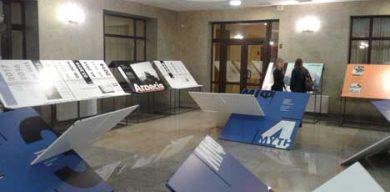 В Сумах открылась выставка о НАТО