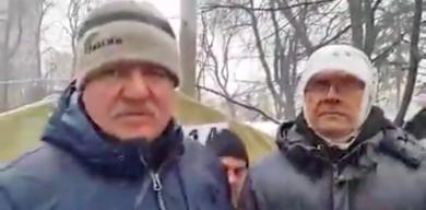 У Києві на МіхоМайдані побили волонтерів із Сумщини (відео)