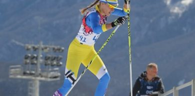 """Учасниця Олімпіади Марина Анцибор: """"Три місяці була просто мамою, а потім стала мамою-спортсменкою"""""""