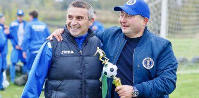 Геннадій Дем'яненко: «LS Group» планує  взяти участь у чемпіонаті Сумської області