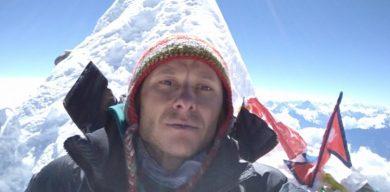 Знаменитый сумской альпинист – о невероятных приключениях в разреженной атмосфере гор
