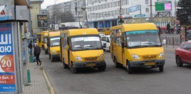 Сумские маршрутки не хуже, чем в других городах Украины