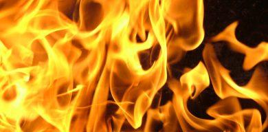 На Сумщині чоловіка облили займистою рідиною і підпалили