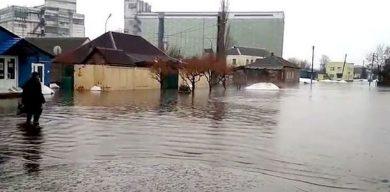 У мережі з'явилися відео потопу в Охтирці (відео)