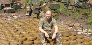 АТОвець, який підривав Донецький аеропорт, живе у Недригайлові