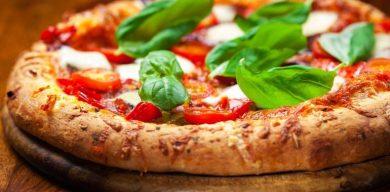 Детский мастер – класс по приготовлению итальянской пиццы