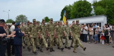58-ма ОМПБр на ротації: Як живеться військовослужбовцям у Конотопі