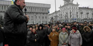 Пушко: Медуниця з Такулом брали гроші за Майдан