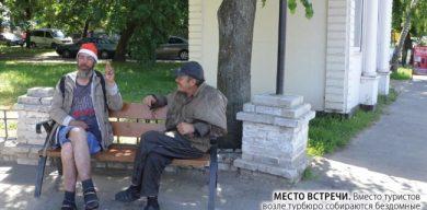 На Сумщине туристов водят к обгаженным памятникам