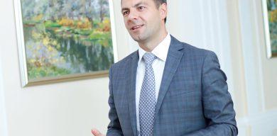 Юрій Чмирь: «Розвивати економіку і вірити у краще!»