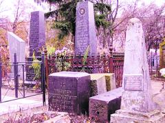 В Сумах сохранилось старое «еврейское кладбище»