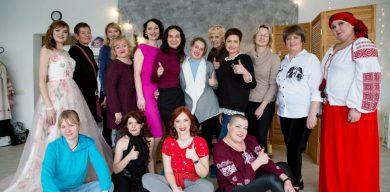У Сумах відбувся фотопроект для онкоодужуючих жінок