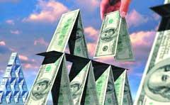 Сумчанину удается взыскивать виртуальные долги с жертв лопнувшей финансовой пирамиды