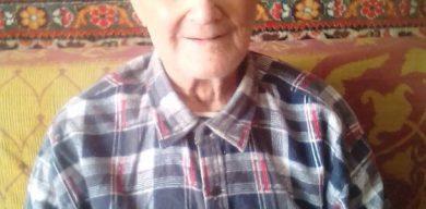 100-річний глухівчанин: «Який я довгожитель? Я ще мало пожив» (фото)