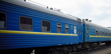 Протестуючі сумчани зупинили потяг