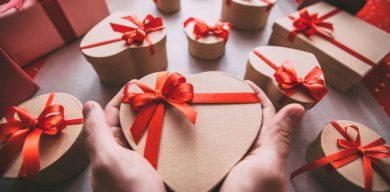 Как выбрать подарки на День святого Валентина?