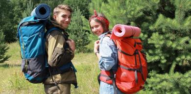 Как быстро и правильно собрать походный рюкзак