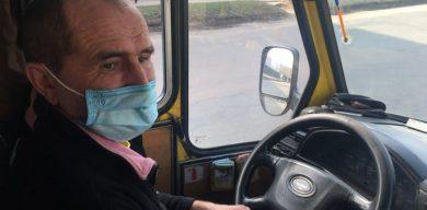 Раньше водителей маршруток слушали, потому что реально боялись последствий коронавируса