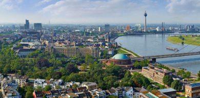 Достопримечательности и развлечения в Дюссельдорфе