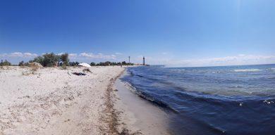Куди жителям Сумщини поїхати на море в оксамитовий сезон: 15 українських курортів, де можна купатися у вересні