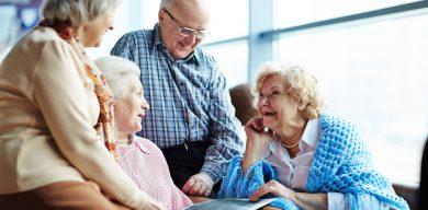 Частный дом престарелых в Киеве «Новая Жизнь»