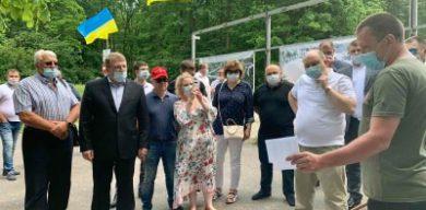 Міністр КМУ Олег Немчінов підтримав ініціативу по відродженню біатлонної бази в Токарях