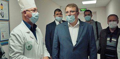 На Сумщині об'єднують зусилля для підтримки медицини